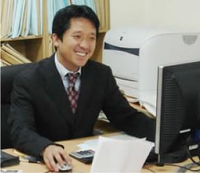 不動産鑑定士 吉田良信<